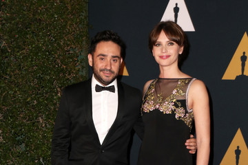 Juan Antonio Bayona Academy of Motion Picture Arts and Sciences' 8th Annual Governors Awards - Arrivals