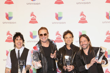 Juan Calleros The 19th Annual Latin GRAMMY Awards  - Press Room