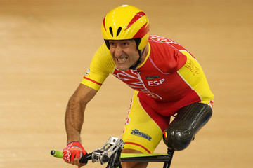 Juan Jose Mendez 2012 London Paralympics - Day 1 - Cycling - Track