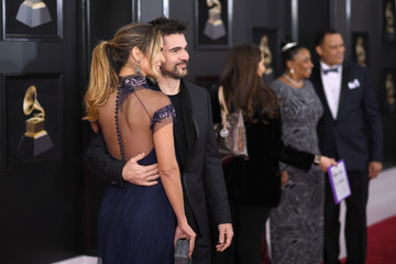 Juanes 60th Annual GRAMMY Awards - Red Carpet