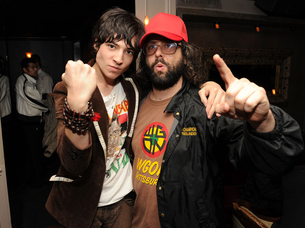 ezra miller. Judah Friedlander and Ezra Miller - After Party For quot;Beware The Gonzoquot; At