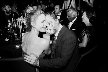 Judd Apatow Leslie Mann amfAR Los Angeles 2018 - Creative Perspective Content