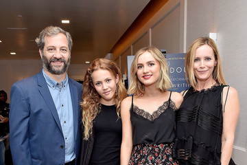 Judd Apatow Maude Apatow Premiere of Vertical Entertainment's 'Other People' - Red Carpet