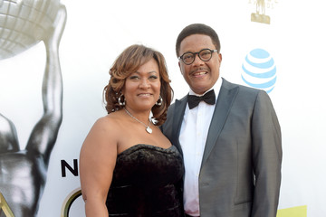 Judge Mathis 48th NAACP Image Awards -  Red Carpet