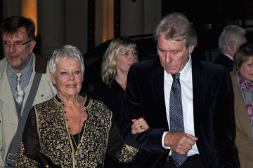 Judi Dench David Mills 'Philomena' Gala Screening in London