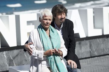 Judi Dench Donostia Award Photocall - 66th San Sebastian Film Festival