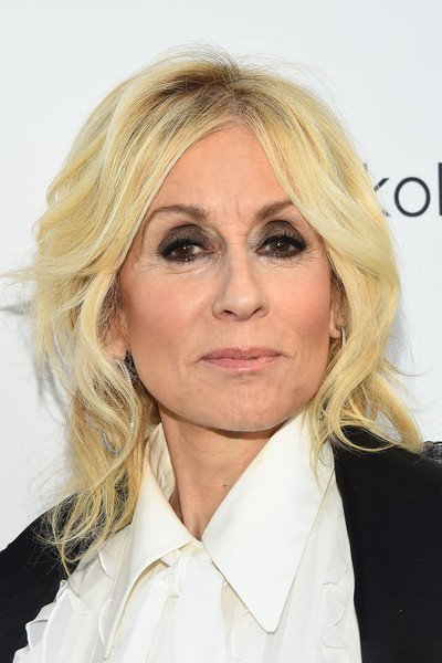 FX And Vanity Fair Emmy Celebration - Arrivals [hair,blond,face,hairstyle,eyebrow,chin,layered hair,lip,long hair,forehead,emmy celebration - arrivals,nominees,judith light,fx,emmy,craft la,los angeles,vanity fair,fx networks,celebration]