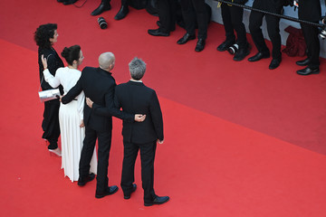 """Judith Lou Levy """"OSS 117: From Africa With Love"""" Final Screeing & Closing Ceremony Red Carpet - The 74th Annual Cannes Film Festival"""