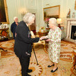 Judith Weir Private Audiences With The Queen At Buckingham Palace