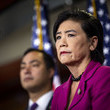 Judy Chu Senate Democratic Whip Durbin And House Dems Hold News Conference On Looming Deadline For  Reunification Of Immigrant Families