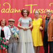 Joey Luft Judy Garland Wax Figure Unveiled At Madame Tussauds Hollywood