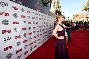 Judy Greer Audi Celebrates The World Premiere of  'Ant-Man'