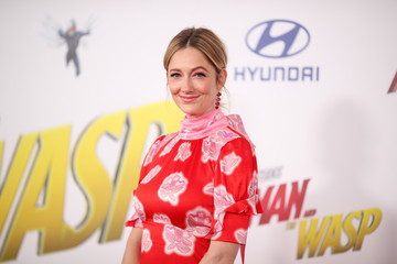 Judy Greer Premiere Of Disney And Marvel's 'Ant-Man and the Wasp' - Arrivals