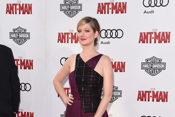 Judy Greer Premiere of Marvel's 'Ant-Man' - Arrivals
