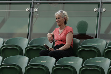Judy Murray Wimbledon Wheelchair Tennis