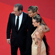 """Julia Ducournau """"OSS 117: From Africa With Love"""" Final Screeing & Closing Ceremony Red Carpet - The 74th Annual Cannes Film Festival"""