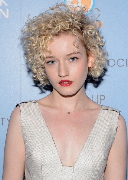 Julia Garner: The Cinema Society & Make Up For