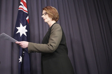 Julia Gillard ALP Caucus to Vote on Leadership