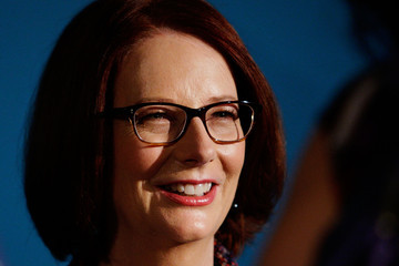 Julia Gillard Julia Gillard Launches Her New Book