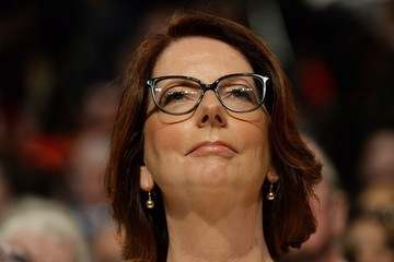 Julia Gillard Australian Labor Party 2016 Federal Campaign Launch