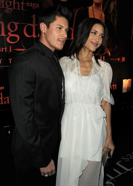 "Premiere Of Summit Entertainment's ""The Twilight Saga: Breaking Dawn - Part 1"" - Red Carpet"