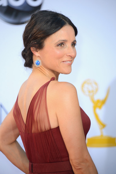 Julia Louis-Dreyfus - 64th Annual Primetime Emmy Awards - Arrivals