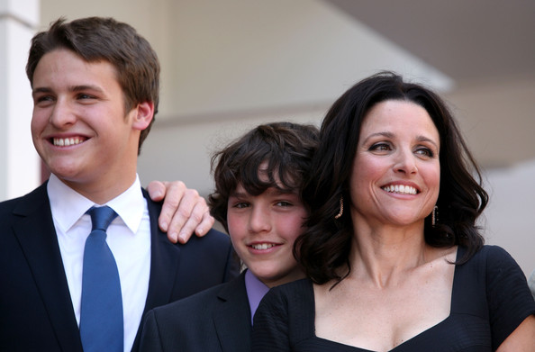 Julia Louis Dreyfus Sons Julia Louis Dreyfus Honored on
