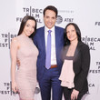 Julia Macchio NYC Tribeca Red Carpet + Screening Of The YouTube Red Series 'Cobra Kai'
