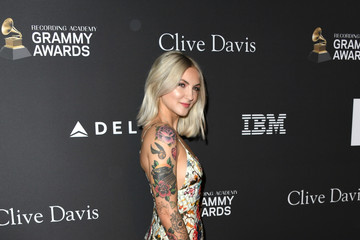 Julia Michaels The Recording Academy And Clive Davis' 2019 Pre-GRAMMY Gala - Arrivals