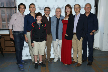 Julia Murney 'The Landing' Photo Call in NYC
