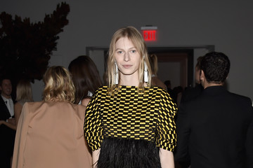 Julia Nobis 13th Annual CFDA/Vogue Fashion Fund Awards - Inside