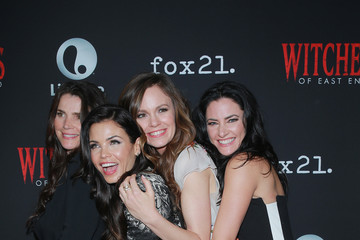 Julia Ormond 'Witches of East End' Season 2 Premiere