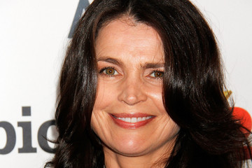 Julia Ormond Arrivals at the A&E Networks Upfront