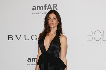 Julia Restoin-Roitfeld Arrivals at the Cinema Against AIDS Gala
