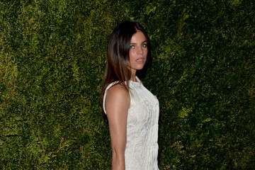 Julia Restoin-Roitfeld Arrivals at the Tribeca Film Festival Artist Dinner