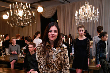 Julia Restoin-Roitfeld Joie - Presentation - Fall 2013 Mercedes-Benz Fashion Week