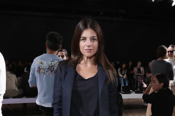 Julia Restoin-Roitfeld Zadig & Voltaire - Front Row - September 2017 - New York Fashion Week
