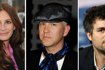 Julia Roberts Ryan Murphy (FILE) The Normal Heart: In Production