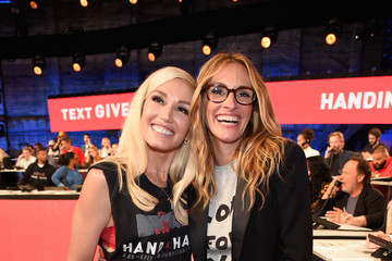 Julia Roberts Hand in Hand: A Benefit for Hurricane Relief - Los Angeles