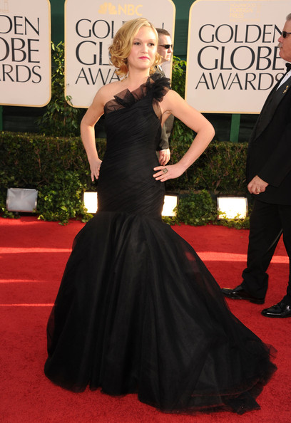 Julia Stiles Actress Julia Stiles arrives at the 68th Annual Golden Globe Awards held at The Beverly Hilton hotel on January 16, 2011 in Beverly Hills, California.