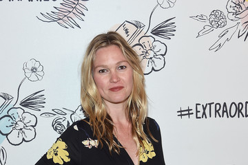Julia Stiles Lenny 2nd Anniversary Party