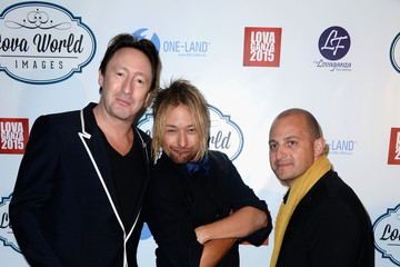 Julian Lennon Lova World Images Closing Party in Cannes