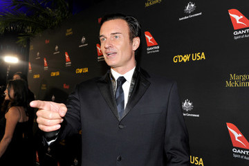 Julian McMahon 2017 G'Day Black Tie Gala