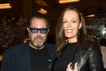 Julian Schnabel 2015 Tribeca Film Festival CHANEL Artists Dinner, At Balthazar