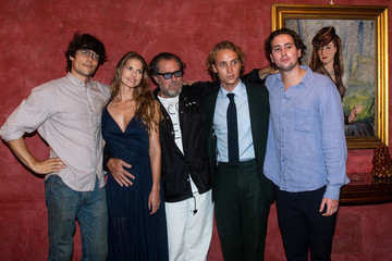 Julian Schnabel Premiere of Giants Being Lonely - After Party