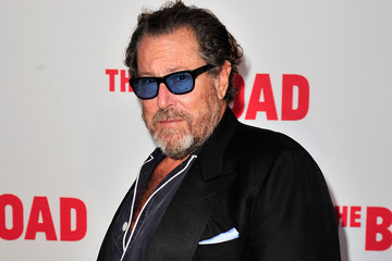 Julian Schnabel The Broad Museum Black Tie Inaugural Dinner