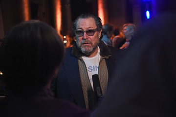 Julian Schnabel The Anthology Film Archives Benefit and Auction