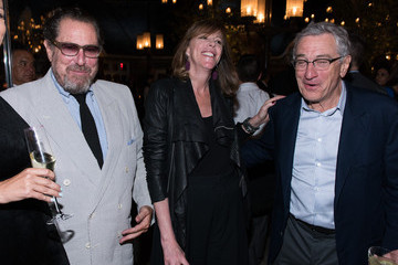 Julian Schnabel Tribeca Film Institute Annual Gala Benefit Screening of 'This Is Where I Leave You'