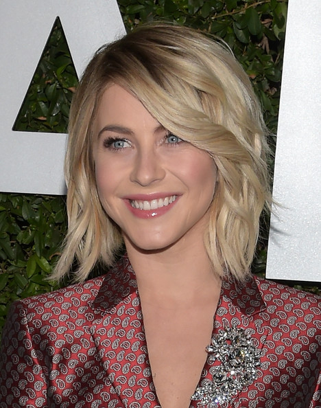 Julianne Hough Photos Photos - 'Young Hollywood' Launch in ...