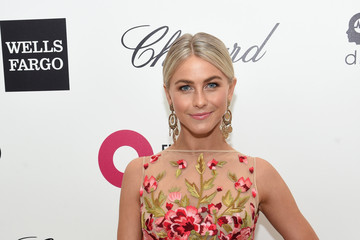 Julianne Hough Arrivals at the Elton John AIDS Foundation Oscars Viewing Party — Part 3